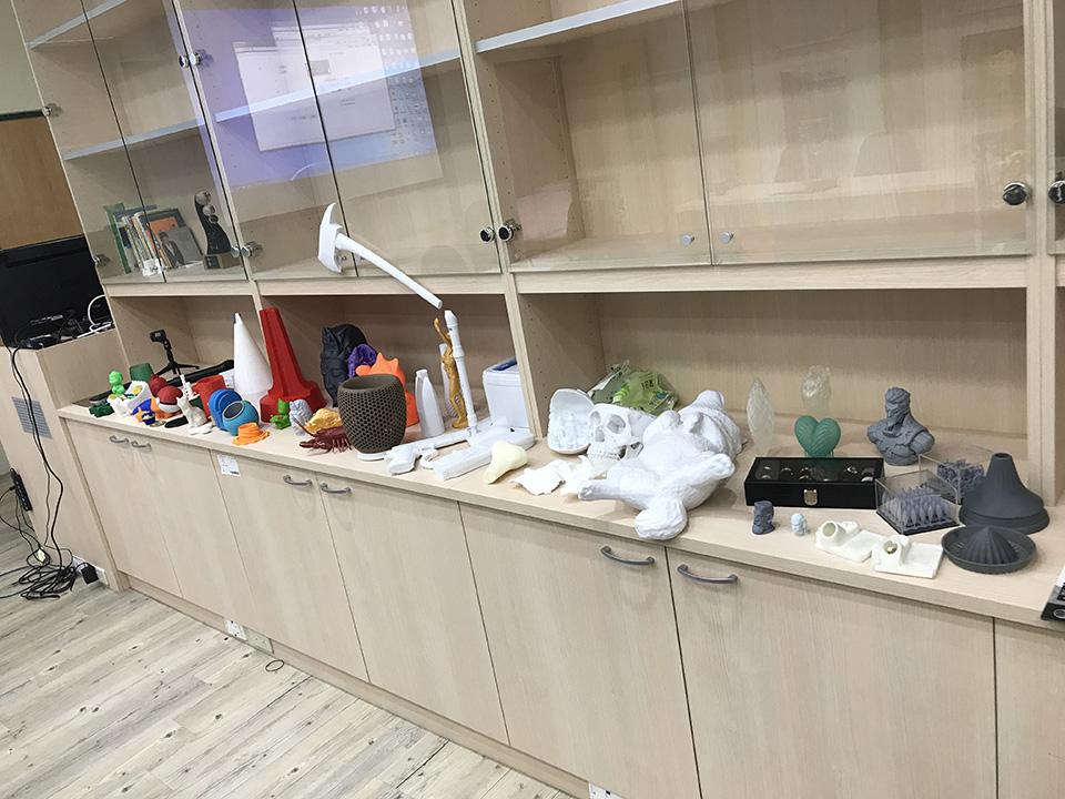 2017勤益科技大學3D列印基礎及應用研習營