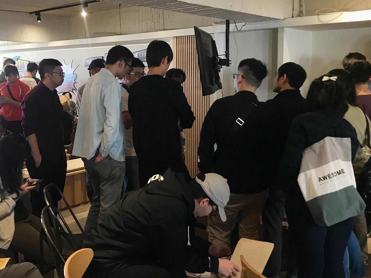 2019新機發表與交流會活動照片