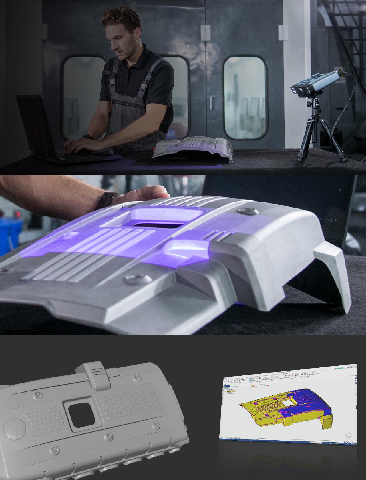 羽耀科技 EinScan Pro 2X