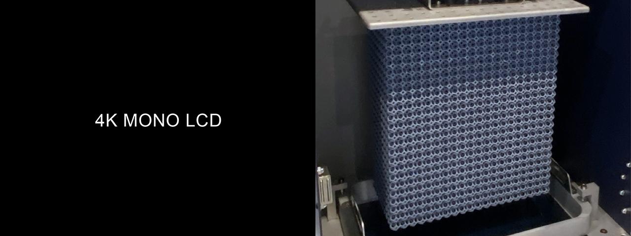 4K MONO LCD