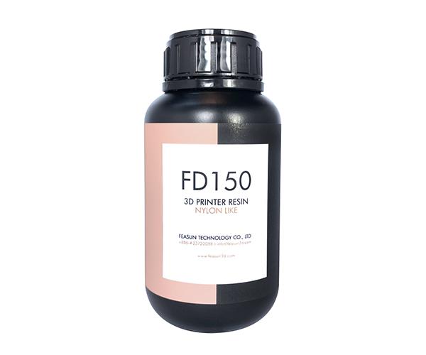 LCD光固化3D列印光敏樹脂-尼龍FD150-羽耀科技