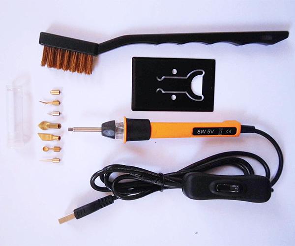 3D Printer finishing tool kits X5