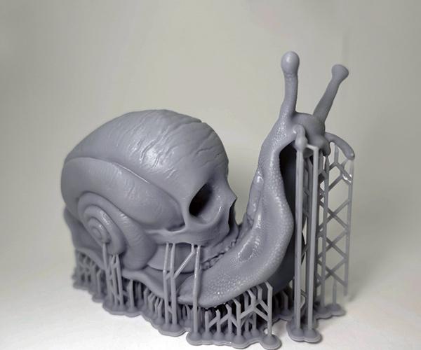 3D Printer Resin Abs Like FF10 sample FEASUN