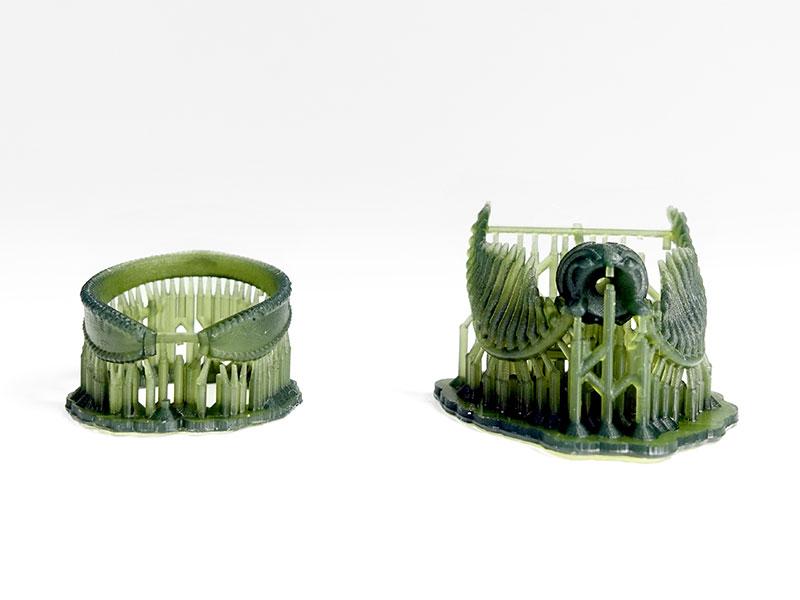 魁地奇 金探子 婚戒女 3D列印 FW810